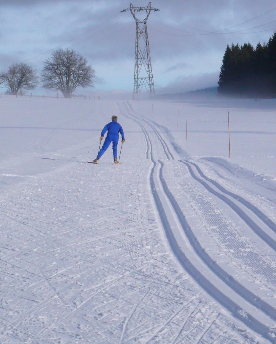 ski aux fourgs