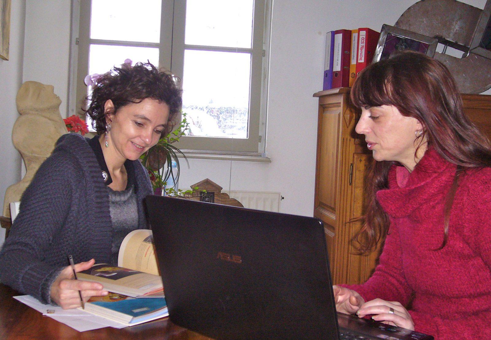 Hélène et Rachel 2 Belfort