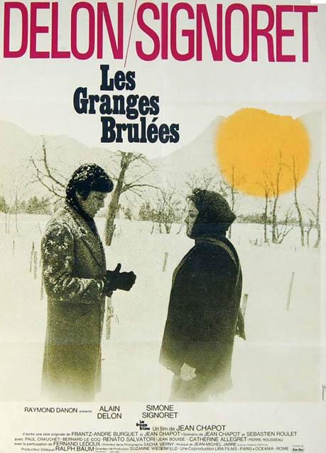 Affiche du film Les Granges brulées