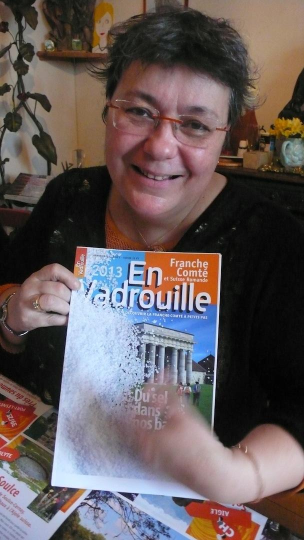 Sylvie Debras, En Vadrouille