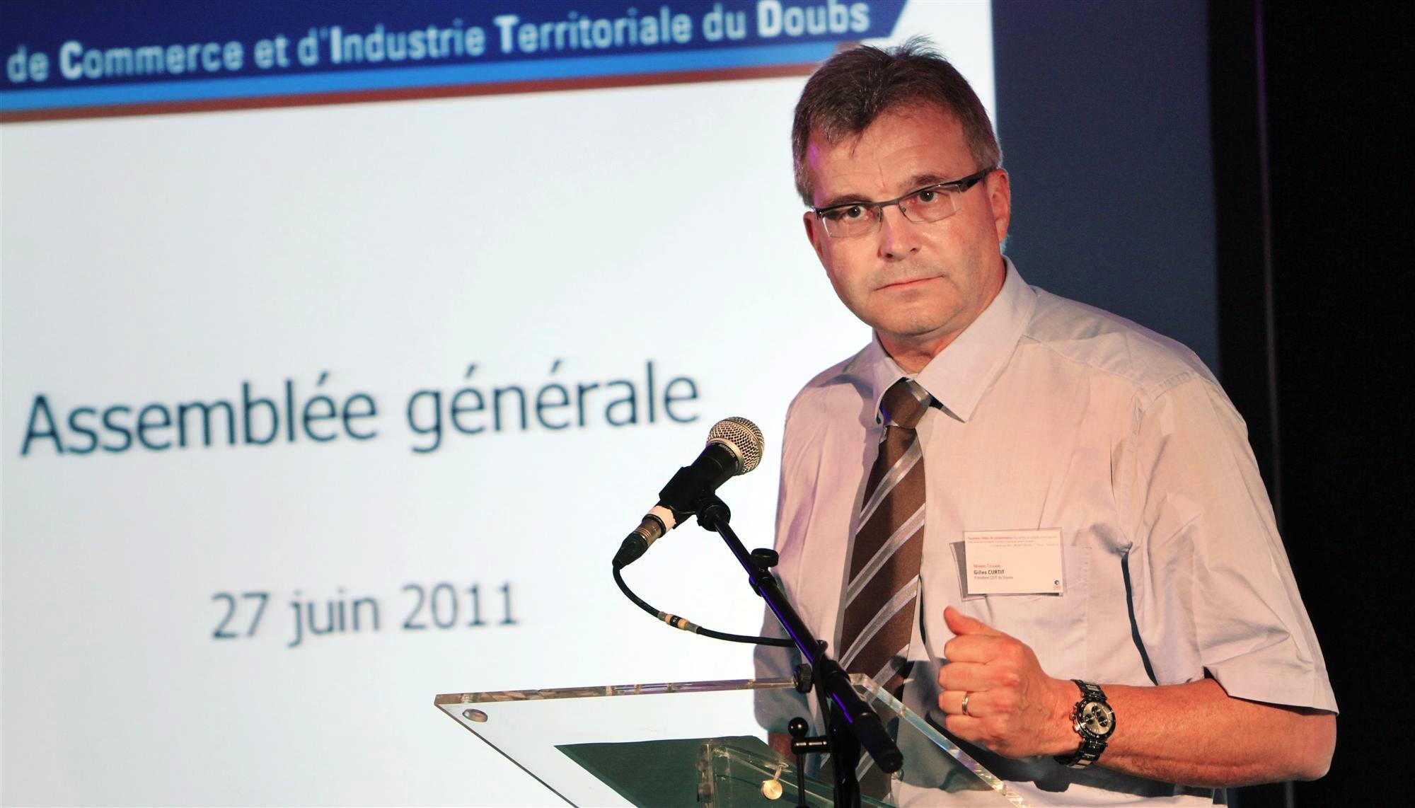Gilles Curtit