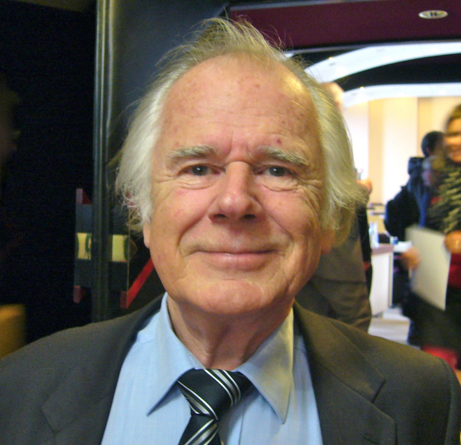 Jean-François Robert, président du Conseil économique, social et environnemental