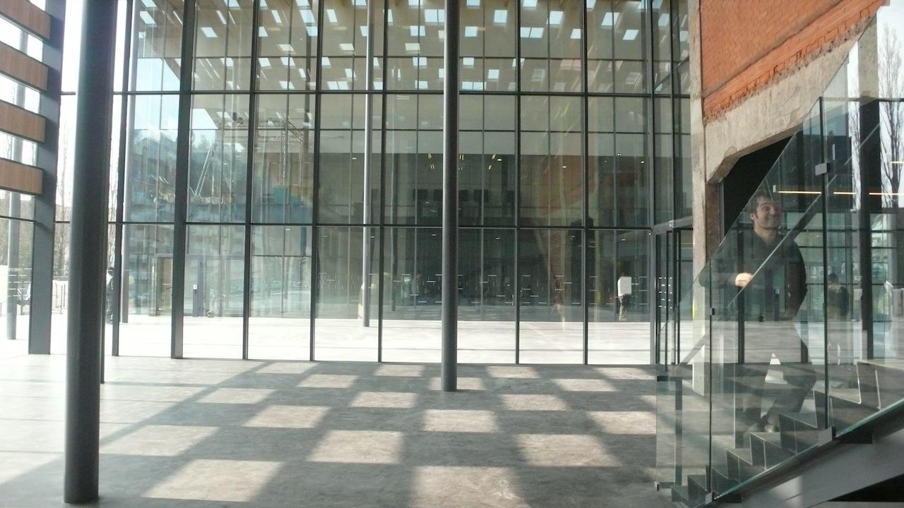 Cités des Arts, FRAC Franche-Comté