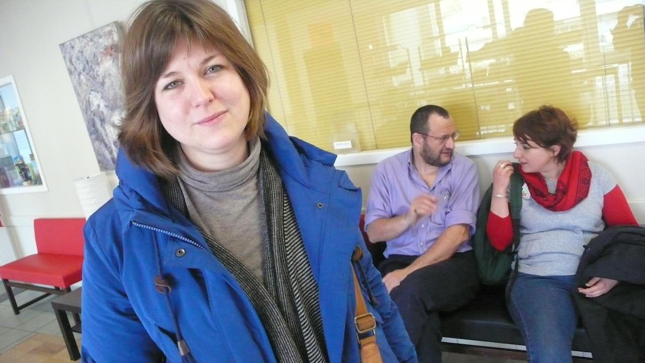 Roxane Mitralias, Syriza
