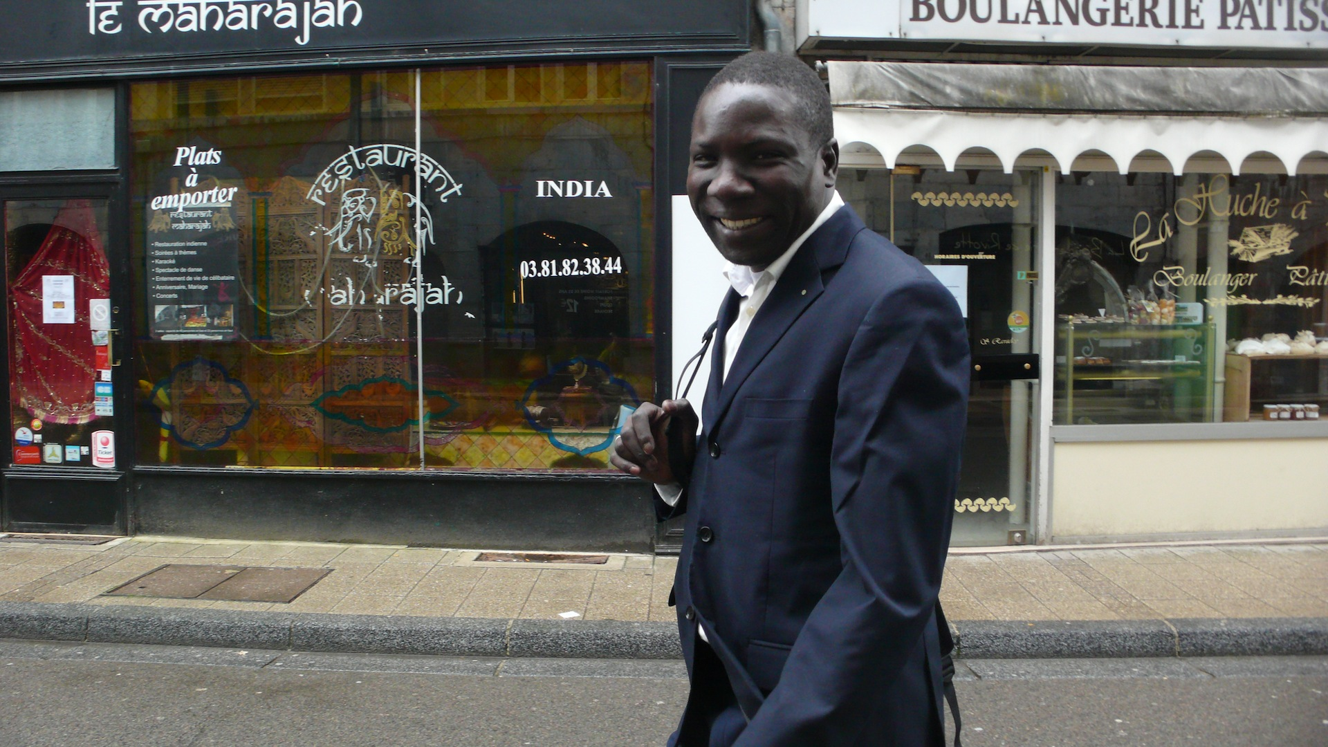 Cheikh Tidiane Diop
