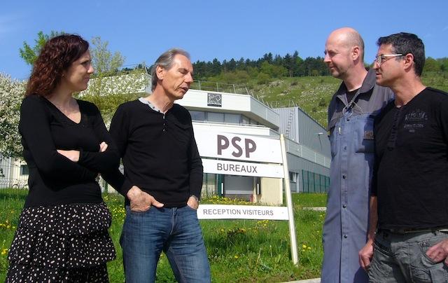 PSP Peugeot, Ph RV