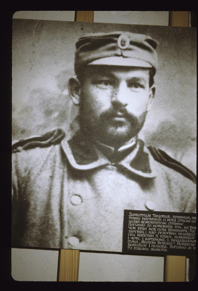 Dimitrije Tucović