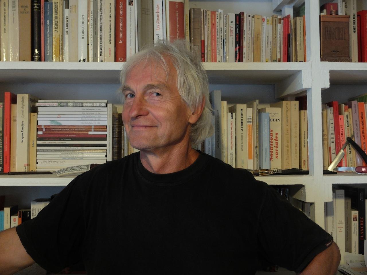 Michel Antony, CNCL