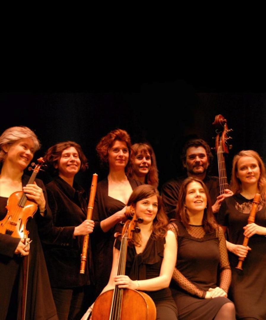 La Coquette trompée de Dauvergne par l'Ensemble Amaryllis