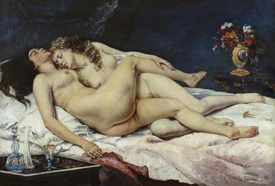 Gustave Courbet, Isabelle Brunarius