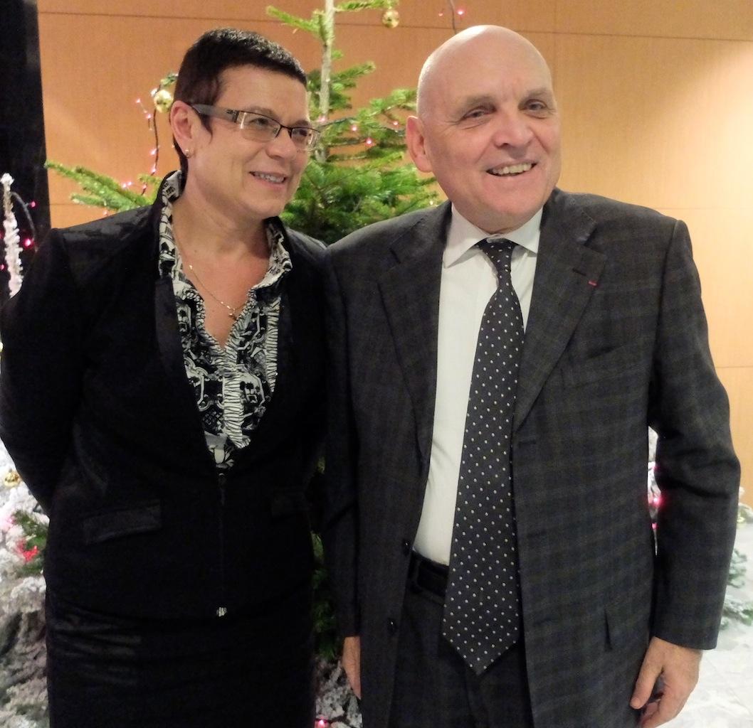 Qui de Christine Bouquin ou de Claude Jeannerot sera le prochain président du Conseil départemental du Doubs ?