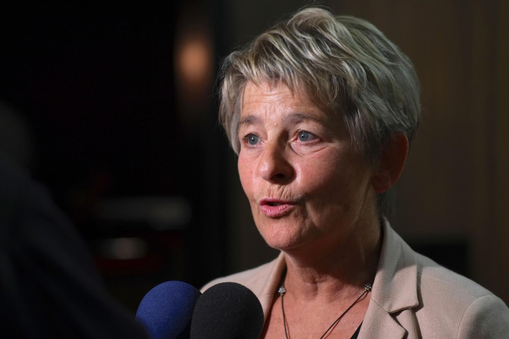 Marie-Guite Dufay : « l'acheteur n'a pas de projet, nous si ».