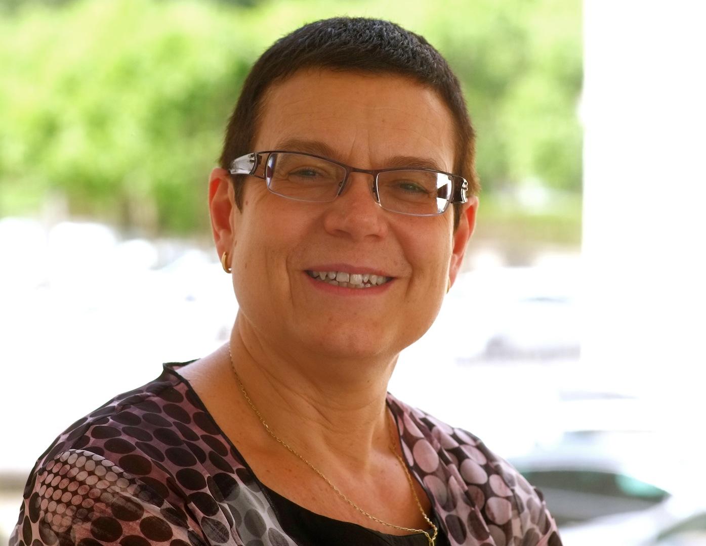 Christine Bouquin a été élue présidente du département du Doubs le 2 avril2015. (photos Daniel Bordur)
