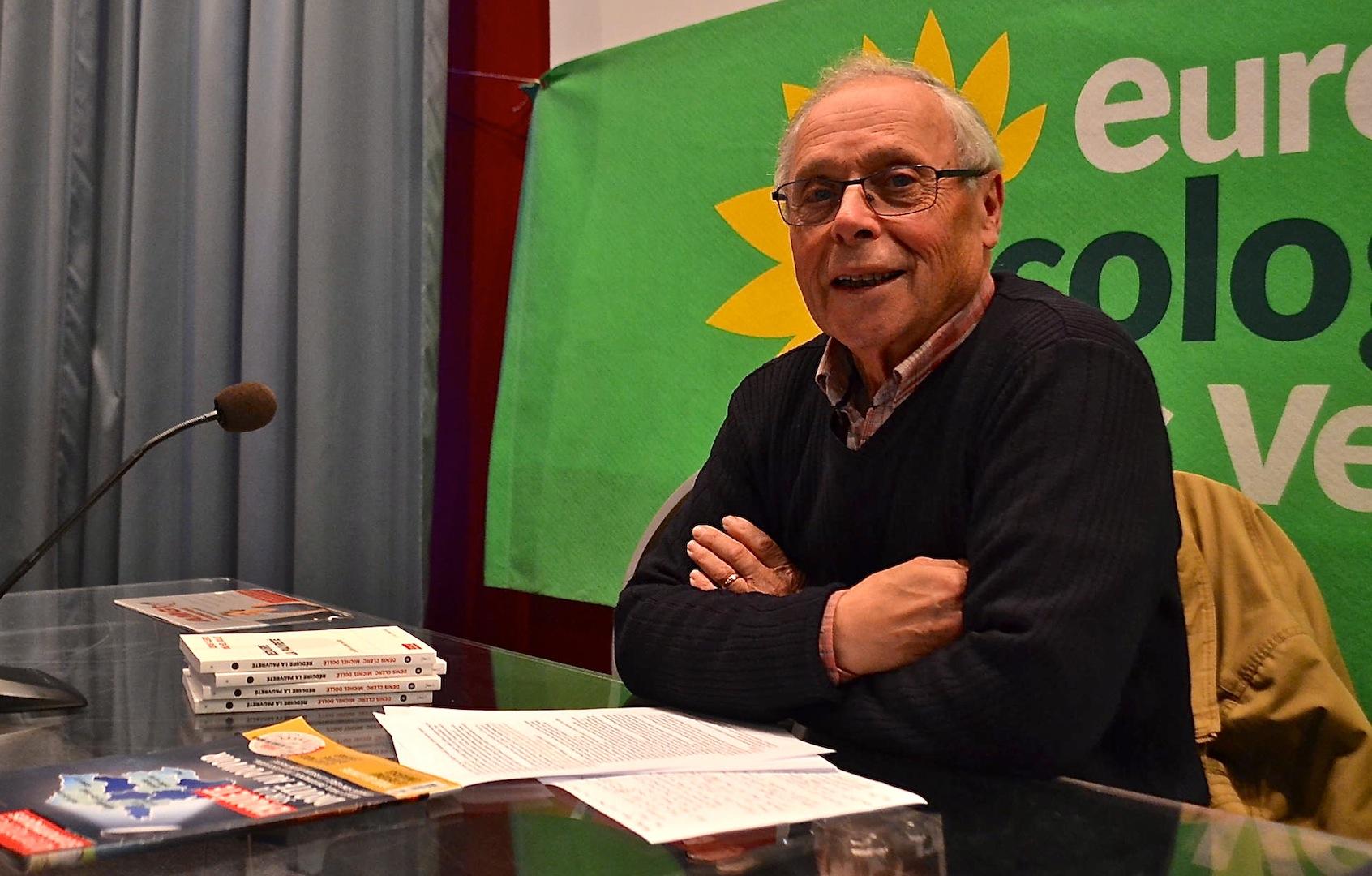 Pour Denis Clerc, économiste installé dans le Jura, « il faut libérer l'imagination mais ne pas se bercer d'illusions » sur le revenu de base.
