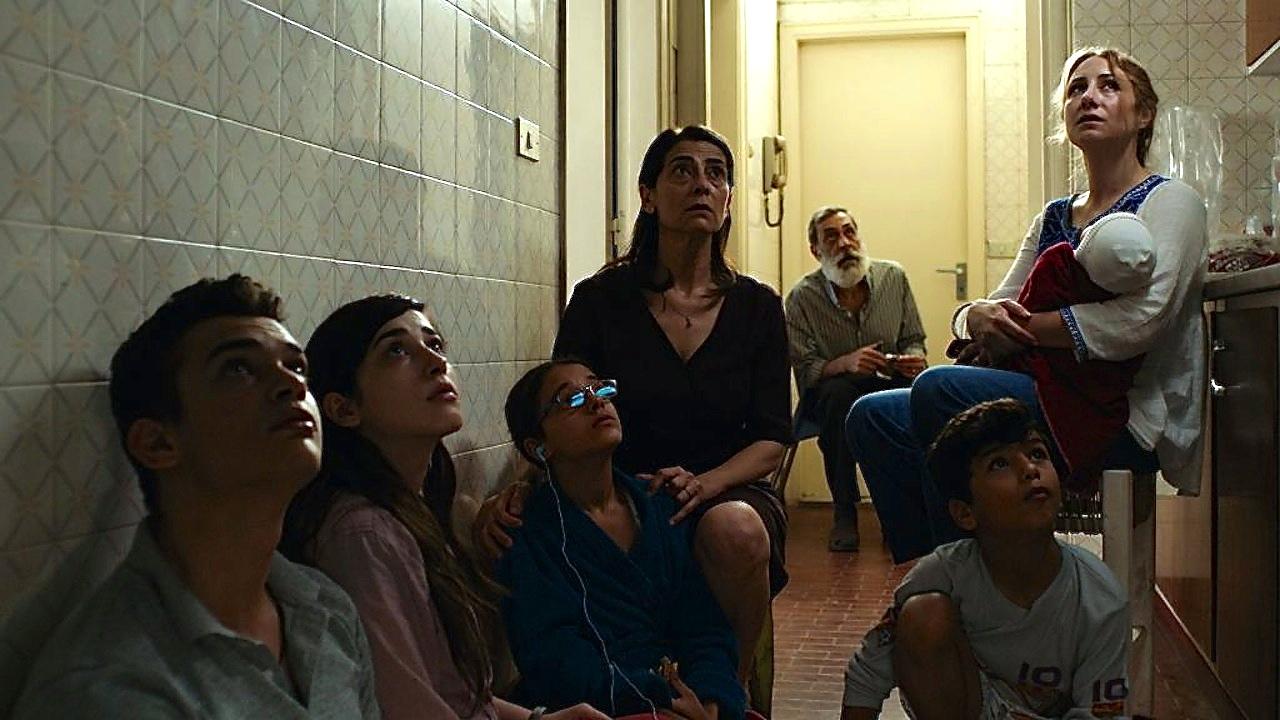 Insyriated, Une Famille syrienne, de Philippe van Leeuw, huit clos de vingt-quatre heures...