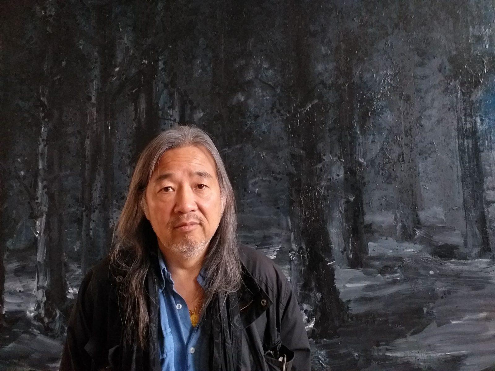 Yan Pei-Ming, fils spirituel de Gustave Courbet.