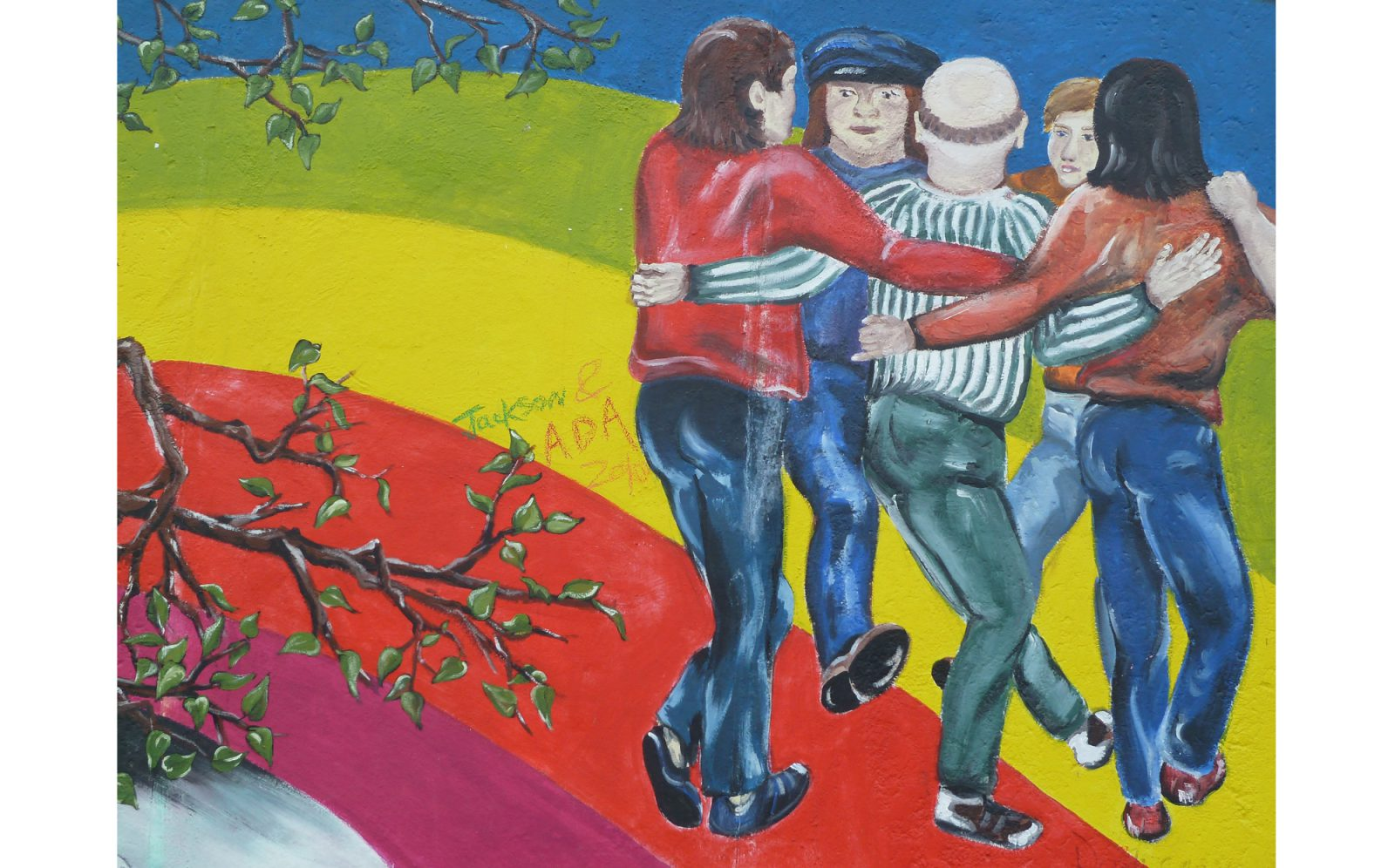 fresque-berlin